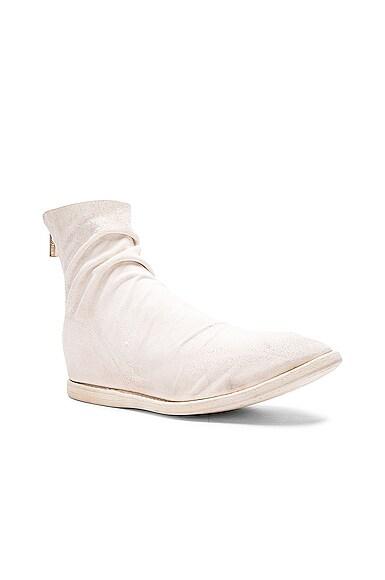 Kangaroo Suede Boots