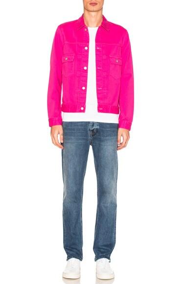 Cotton Satin Jacket