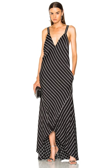Striped Camisole Dress