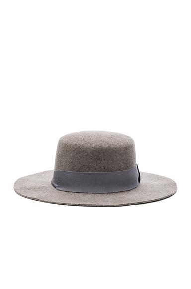 Helen Kaminski Carine Hat in Melange & Amour