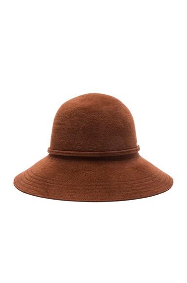 Helen Kaminski Sadela 9 Hat in Latte