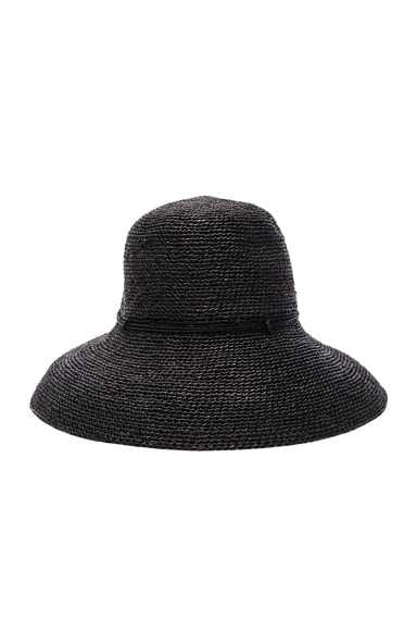 Helen Kaminski Provence 12 Hat in Black