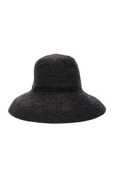 Helen Kaminski Provence 12 Hat in Black