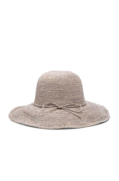 Helen Kaminski Tahani Hat in Eclipse Melange