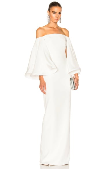 Houghton Gamila Gown in Ivory
