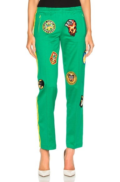 HISTORY REPEATS Donna History Pant in Green