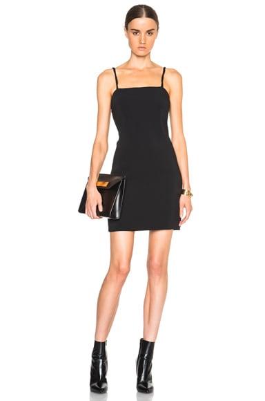 Helmut Lang Strap Dress in Black