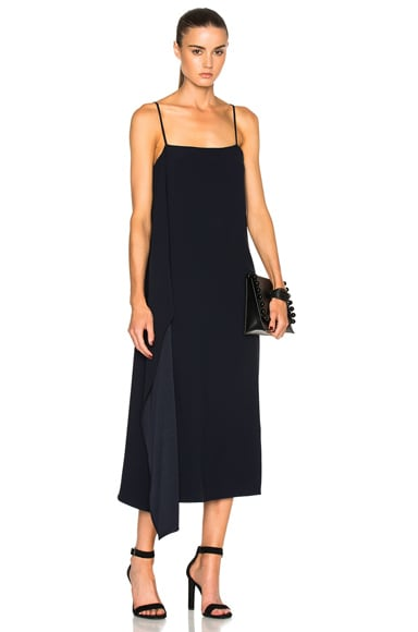 Side Drape Dress
