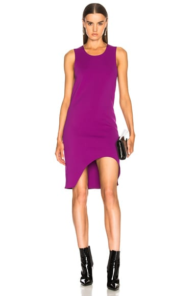 Asymmetric Tank Dress