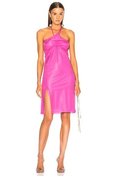 x Shayne Oliver Pulled Slip Dress