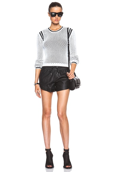 Kiln Leather Shorts