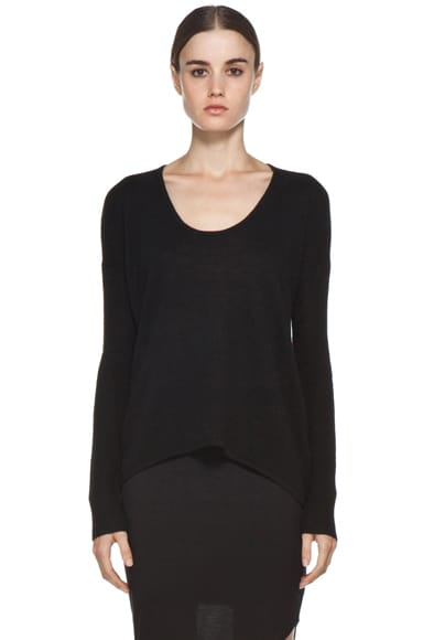 HELMUT Soft Wool Blend Sweater