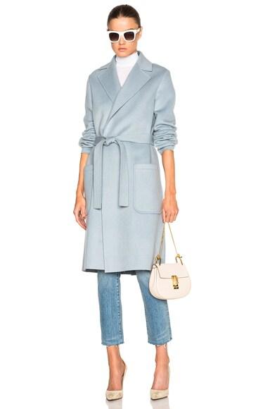 Double Face Wool Coat
