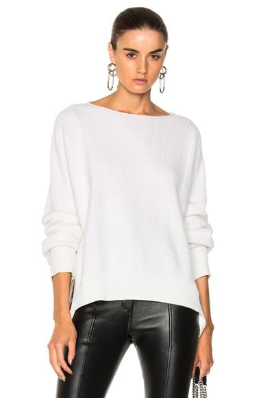 Cashmere Essential Pullover Sweater
