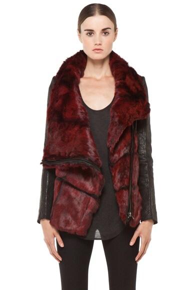 Spanish Flux Fur Jacket