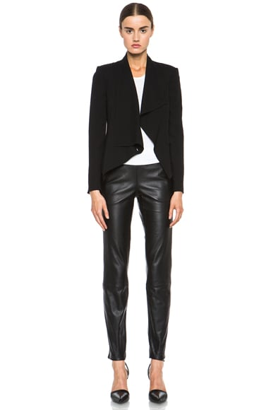 HELMUT Flash Drape Blazer