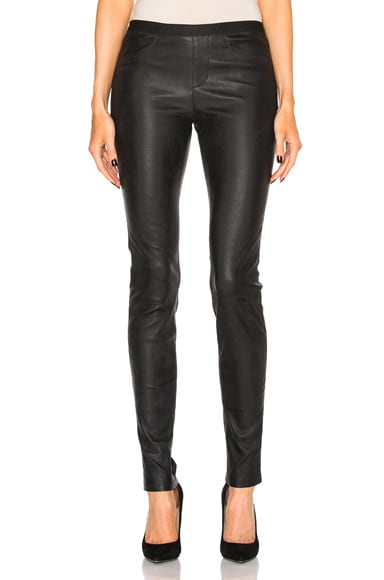 Leather Legging