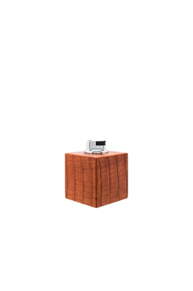 Square Croc Table Lighter