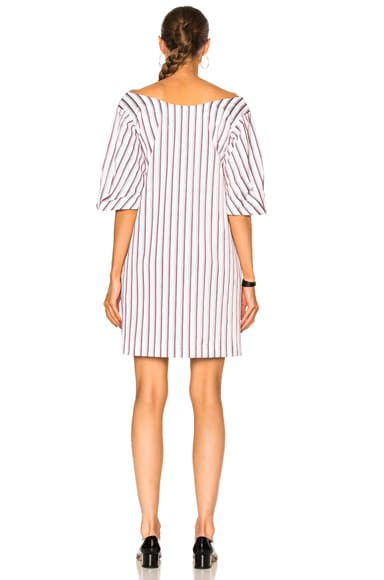 Full Sleeve Mini Dress
