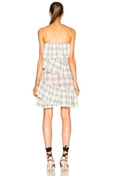 Full Ruffle Mini Dress