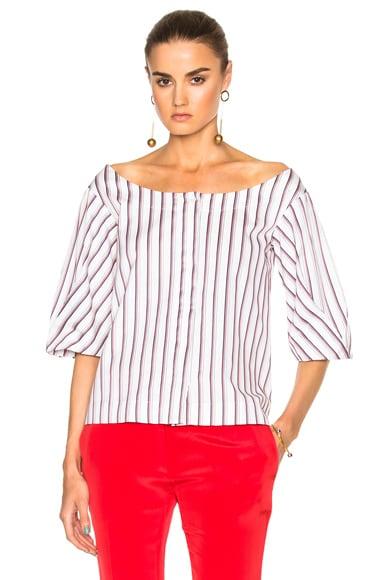 Full Sleeve Top Stripe