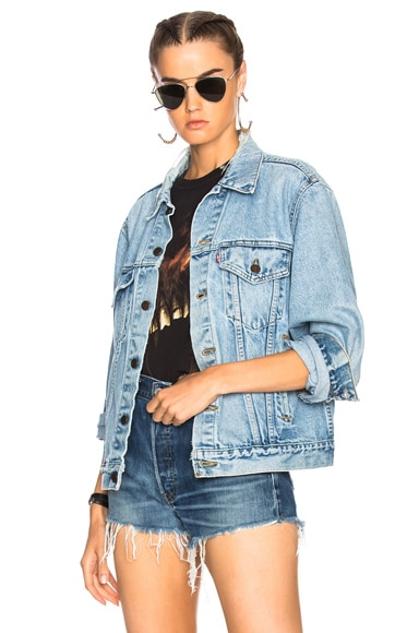 Denim Trucker Jacket