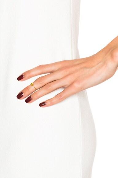 Single Stone Ring