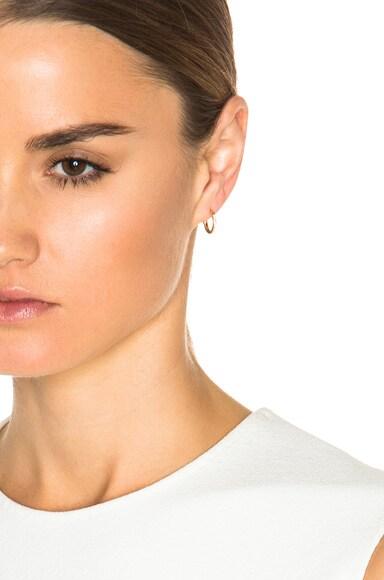 Midi Hoop Earrings