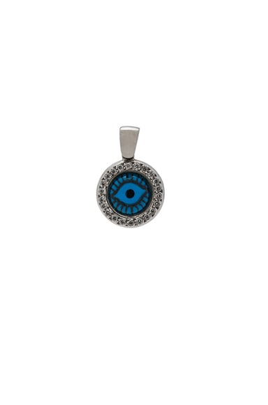 Ileana Makri Pendant in White Gold