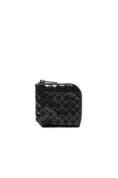 Issey Miyake Bao Bao Zip Wallet in Black