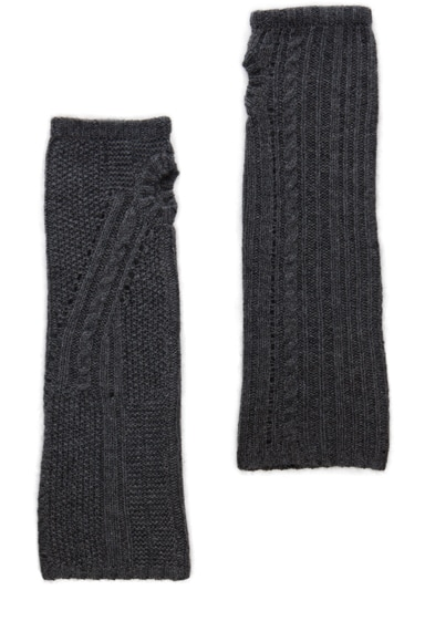 Cable Arm Warmers