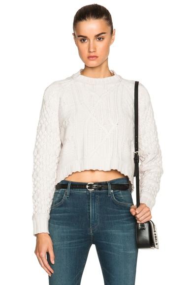 Cashmere Carlie Sweater