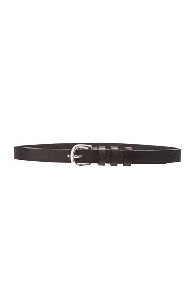 IRO Maggy Belt in Black