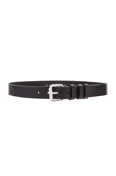IRO Daisira Belt in Black