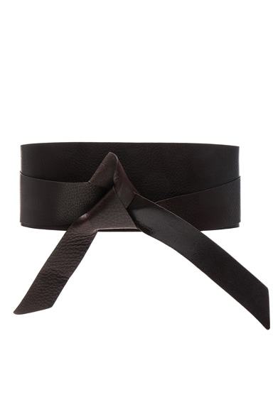 IRO Megann Belt in Brown