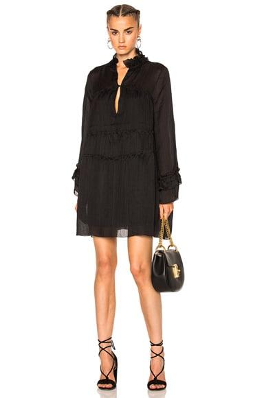 IRO Mileyna Dress in Black