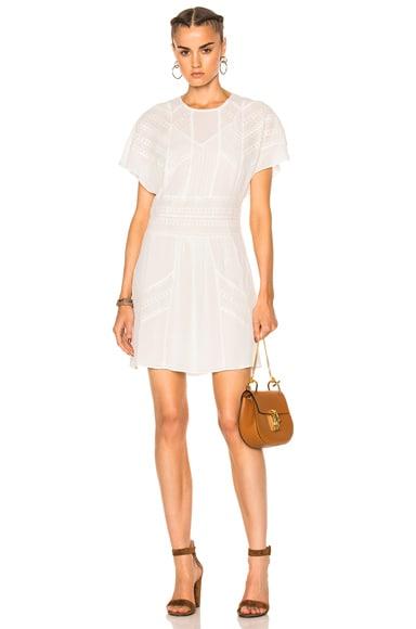 IRO Vilda Dress in White