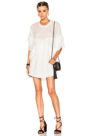IRO Ceclie Dress in White