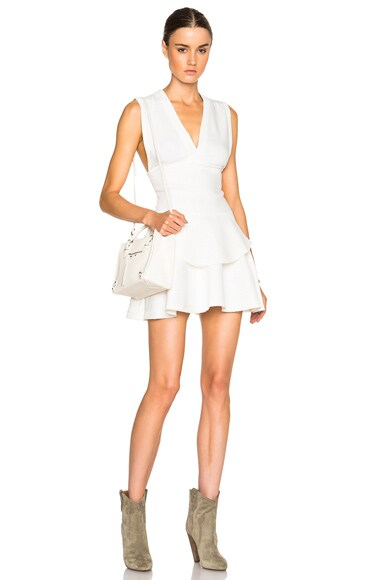 IRO Tammy Dress in Ecru
