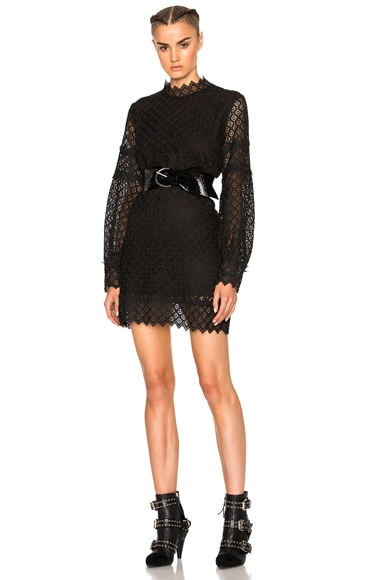 IRO Kara Dress in Black