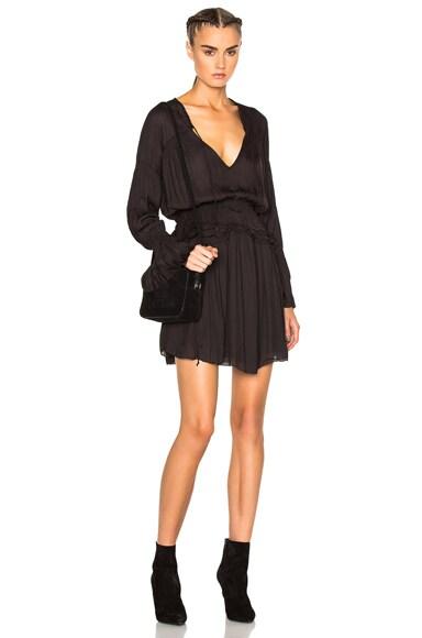 IRO Julia Dress in Black