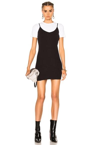 IRO Frances Dress in Black