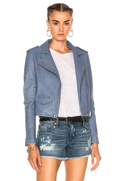 IRO Ashville Jacket in Lavender