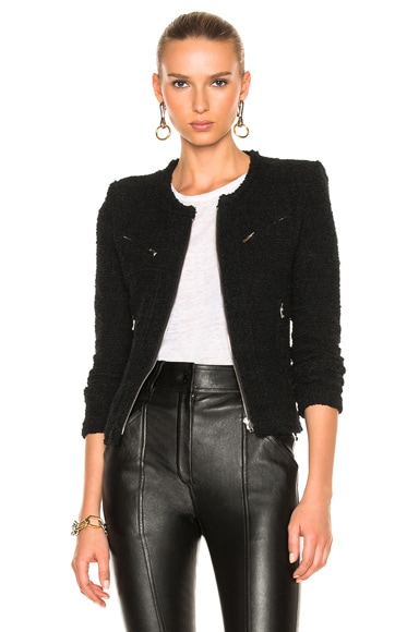 IRO Maddy Jacket in Black