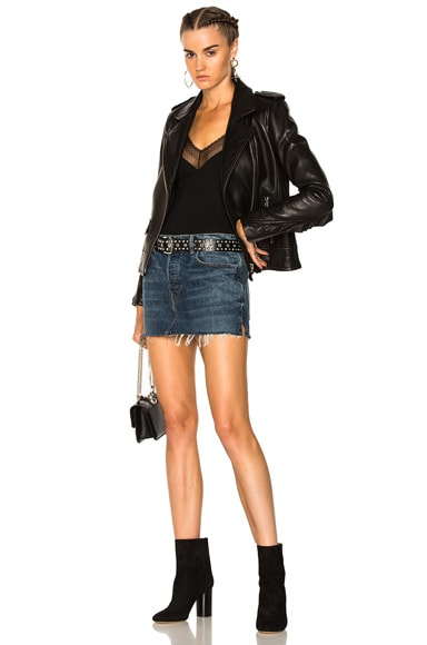 Dumont Leather Jacket