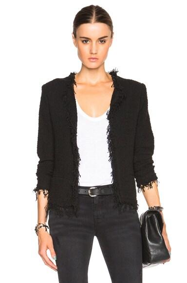 IRO Shavani Jacket in Black