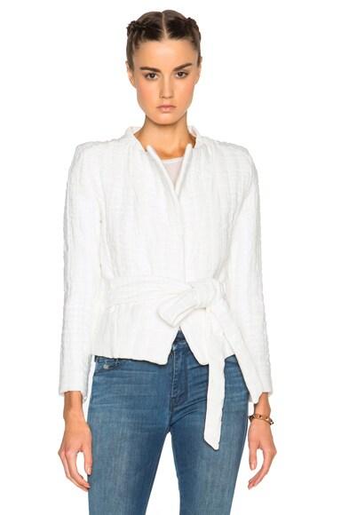 IRO Juki Jacket in White