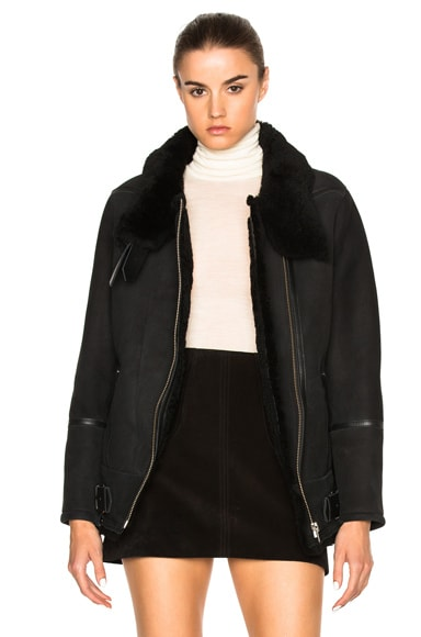 IRO Barrett Jacket in Black