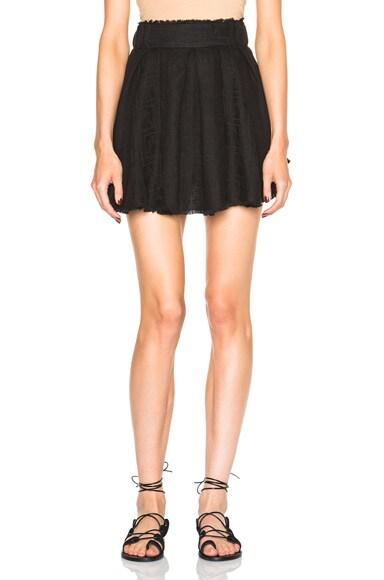 IRO Acanta Skirt in Black