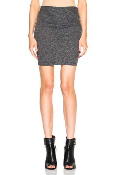 IRO Parme Skirt in Black